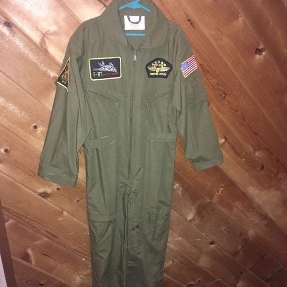 Other - 🎃Fighter Pilot Jumpsuit
